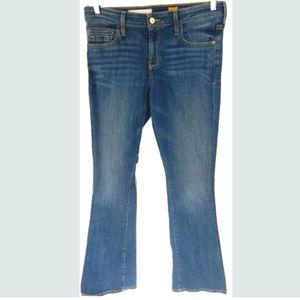 Pilcro Anthropologie Stet Slim Boot Jeans